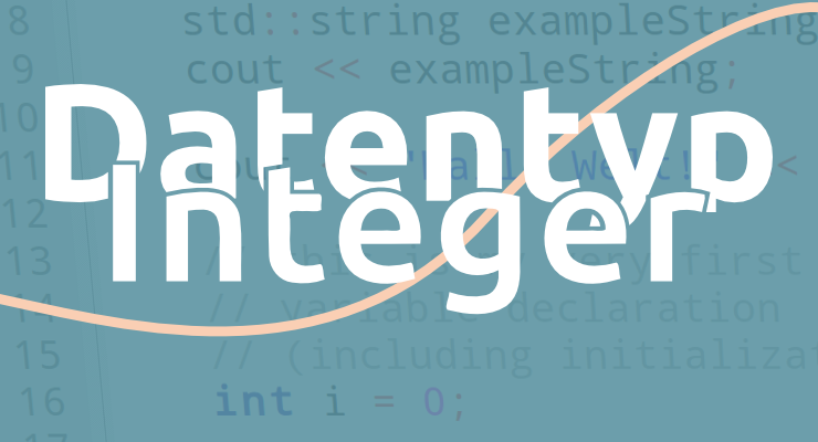 datentyp integer